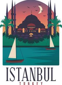 Istanbul Turkey by Wonderful Dream