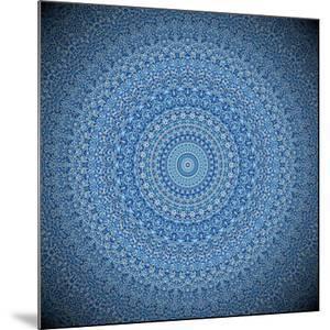 Mandala Buddha by Wonderful Dream