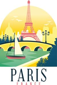 Paris France by Wonderful Dream