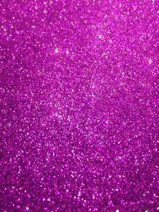 Purple Glamour Glitter by Wonderful Dream