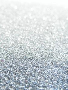 Silver Glitter Sparkley Style by Wonderful Dream