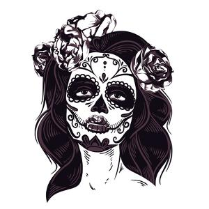 Skull Horror Halloween by Wonderful Dream