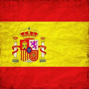 Spain Flag by Wonderful Dream