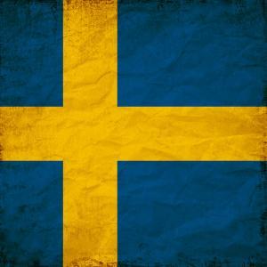 Swedish Flag by Wonderful Dream