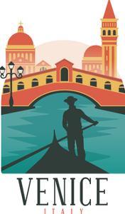 Venice Italy by Wonderful Dream