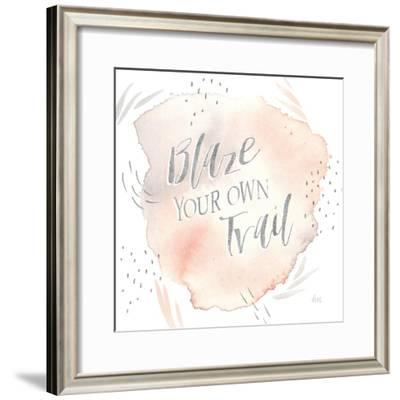 Wonderful World VII-Laura Marshall-Framed Art Print