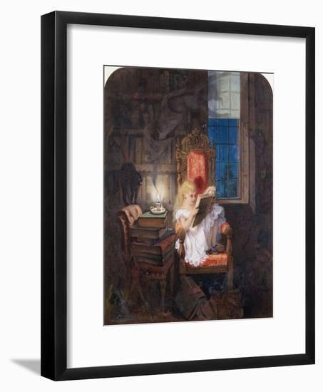 Wonderland-Adelaide Claxton-Framed Giclee Print