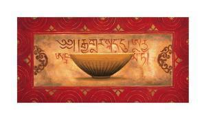 Tibetan Panel by Wong-Li