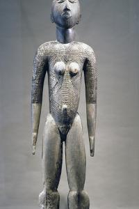 Wood Carving, Nuna Tribal Art, Leo Region, Burkina Faso, 18th Century