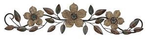 Wood Floral Carving