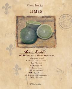 Lime Souffle by Wood