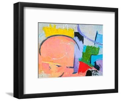 Woodbury-Hyunah Kim-Framed Art Print