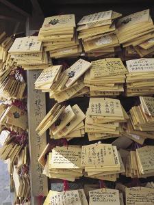 Wooden Offerings, Okinawa, Japan