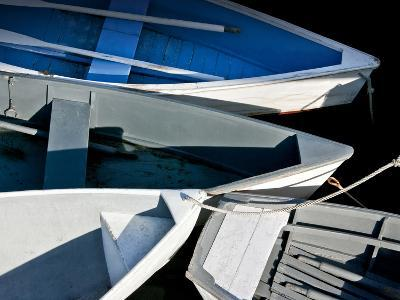 Wooden Rowboats XV-Rachel Perry-Photographic Print