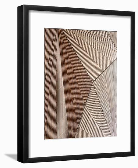 Wooden Structure-Design Fabrikken-Framed Photographic Print