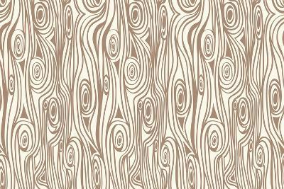 Woodgrain-Joanne Paynter Design-Giclee Print
