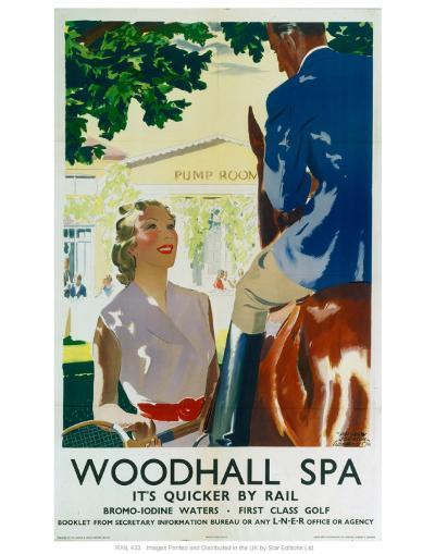 Woodhall Spa--Art Print