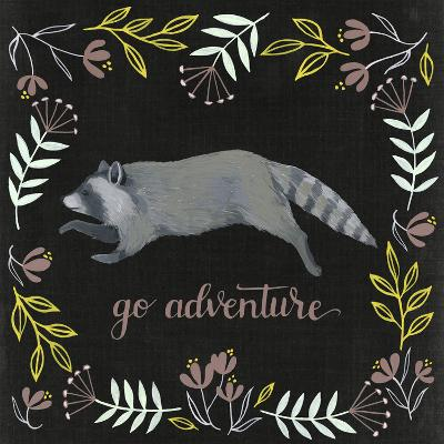 Woodland Adventure III-Grace Popp-Art Print