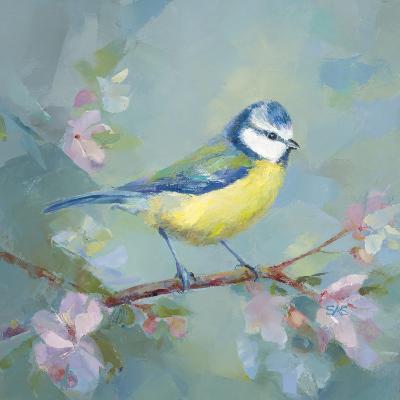 Woodland Birds I-Sarah Simpson-Art Print
