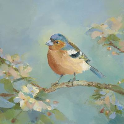 Woodland Birds II-Sarah Simpson-Art Print