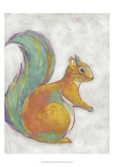 Woodland Friends I-Chariklia Zarris-Art Print