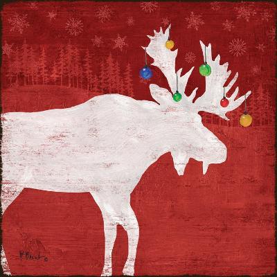 Woodland Holiday IV-Paul Brent-Art Print