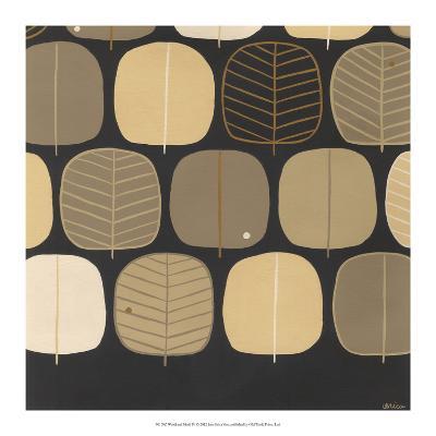 Woodland Motif IV-Erica J^ Vess-Giclee Print