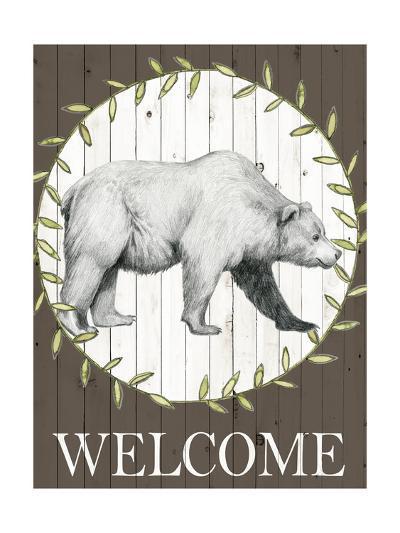 Woodland Walk III-Grace Popp-Art Print