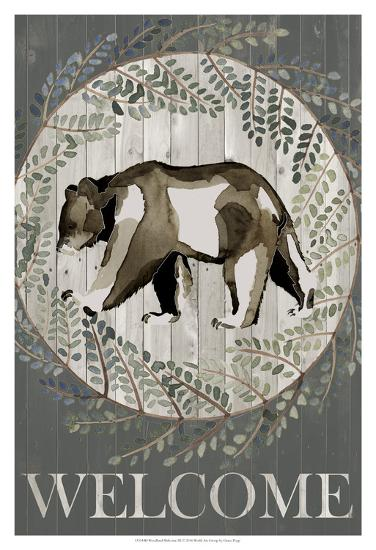 Woodland Welcome III-Grace Popp-Art Print
