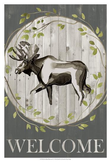 Woodland Welcome IV-Grace Popp-Art Print