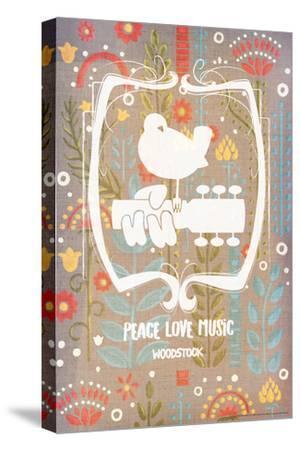 Woodstock - Peace Love Music