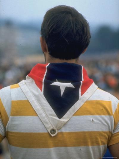 Woodstock-Bill Eppridge-Photographic Print
