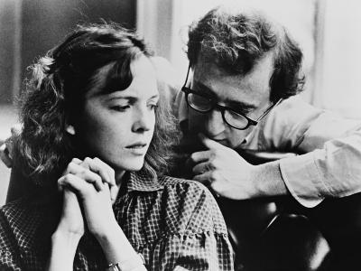 Woody Allen, Diane Keaton, Interiors, 1978--Photographic Print