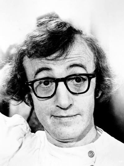 Woody Allen, Love and Death, 1975--Photographic Print