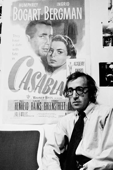 Woody Allen, Play it Again, Sam, 1972--Photographic Print