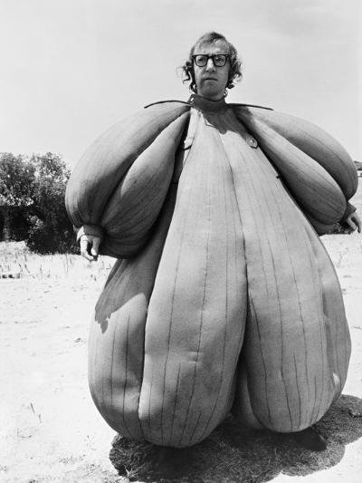 Woody Allen, Sleeper, 1973--Photographic Print