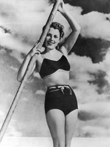 Woollen Swimwear 1940