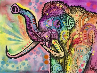 Woolly Mammoth-Dean Russo-Giclee Print