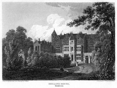 Holland House, London, 1815