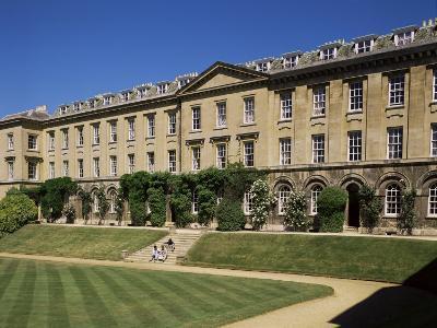Worcester College, Oxford, Oxfordshire, England, United Kingdom-Philip Craven-Photographic Print