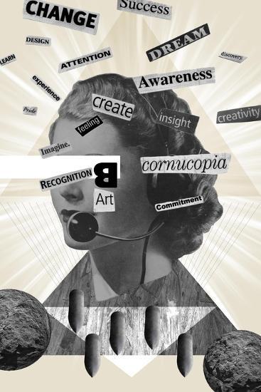 Words Of Mass Destruction-Elo Marc-Giclee Print
