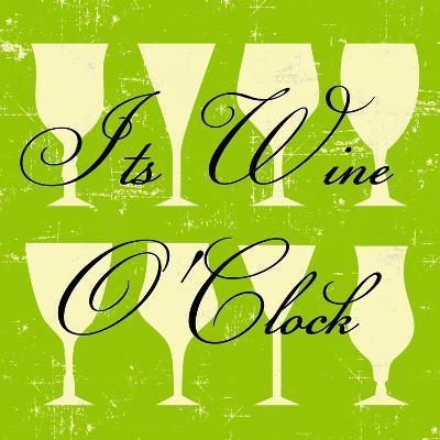 Words of Wine 6-Lola Bryant-Art Print