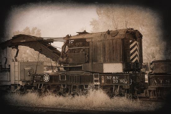 Work Train-George Johnson-Photo