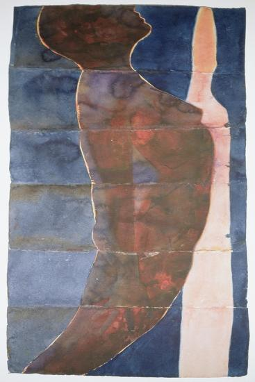 Working the Curve, 2006-Graham Dean-Giclee Print