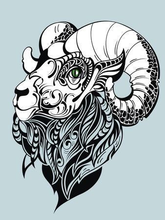 Vector Goat