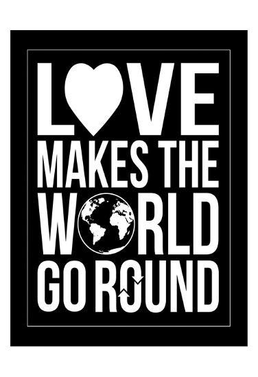 World Go Round-Jace Grey-Art Print