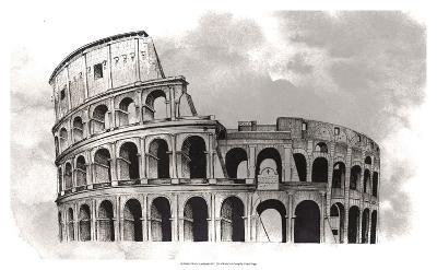 World Landmarks II-Grace Popp-Art Print