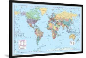 Map lamina artwork for sale posters and prints at art world map 2 gumiabroncs Choice Image