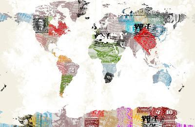World Map II--Art Print