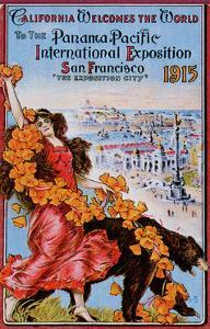 World's Fair: California Welcomes the World to the Panama Pacific International Exposition